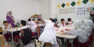 Ruang Kelas SD Tulus Kartika
